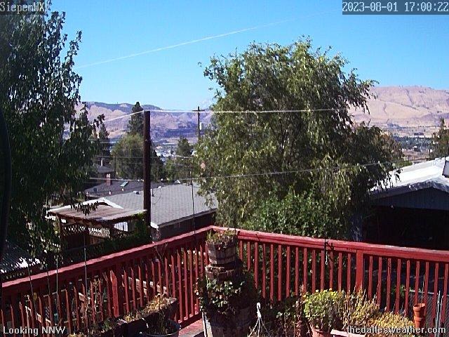 Gorge-East Weather Webcam